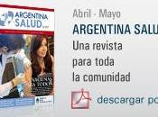 Argentina Salud: Edición abril/mayo 2011