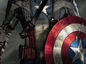Pósters individuales 'Captain America: First Avenger'