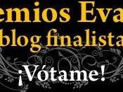 Finalista Premios Evasión mejor blog Moda