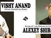 Anand Shirov Magistral León 2011