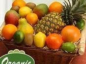 Alimentos orgánicos para familia