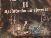 """""""Reclutando ejército"""" J.M.Guilengo: segunda parte """"Guardianes tinieblas"""""""