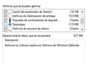 Microsoft eliminará carpeta Descargas Liberador espacio disco Windows