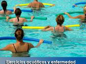 Artricenter Ejercicios acuáticos enfermedad reumática:
