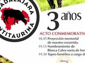 Tercer aniversario «Guadalajara Antitaurina»