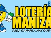 Lotería Manizales noviembre 2019