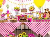¿Cómo decorar fiesta Masha Oso?