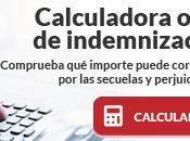 Calculadora online indemnizaciones herramienta gratuita para lesionados accidentes