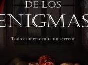 Novedad editorial: jardín enigmas, Antonio Garrido (Espasa, noviembre 2019)