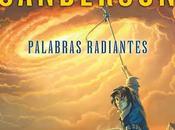 """""""PALABRAS RADIANTES"""": Brandon Sanderson supera todavía segunda entrega archivo tormentas"""""""