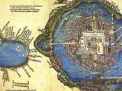 Hermosos mapas antiguos ciudad méxico