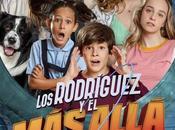 Cine solidario (por niños): 'Los Rodríguez allá'