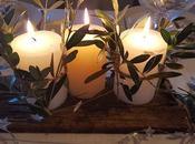 Flores hojas para decorar todo año:ideas