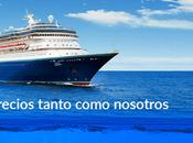 Pullmantur Cruceros suma Black Friday 'bajando precios fondo mar'