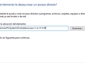 Cómo acceder opciones arranque avanzadas Windows mediante acceso directo