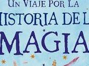 Harry Potter. viaje historia magia.