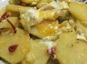 Patatas pobre olla tradicional
