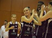 Galería clics Bàsquet Femení Sant Adrià-Fundación Navarra Baloncesto Ardoi (Liga Femenina