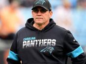 Rivera deja head coach Panthers