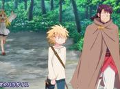 anime ''Ishuzoku Reviewers'', estrena avance promocional
