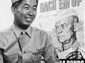 único japonés estadounidense voló sobre Japón Segunda Guerra Mundial