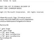 Microsoft prepara para lanzar nuevo Edge Windows través Update Cómo impedirlo