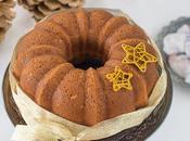 Bundt cake mantecados anis. Receta Navidad vídeo incluido