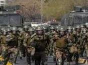 Chile cuidado policía enferma.
