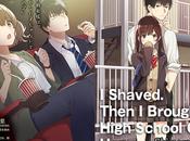 novela ''Hige Soru. Soshite Joshikosei Hirou'', anuncia adaptación anime