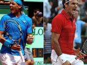 Roland Garros: Nadal Federer todo Francia
