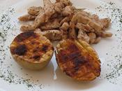 Pechuga pollo toque canela