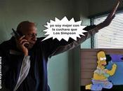 Fariñas hace competencia Simpson