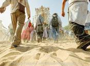 Rocío': Caminando arenas coto