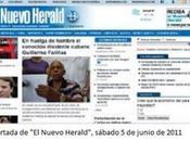 """Guillermo Fariñas Nuevo Herald: """"¿Como fuéramos…?"""""""