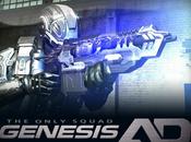 Genesis A.D. Juego disparos online