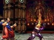 Street Fighter Tekken movimiento