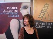 Presentación cuaderno Maya, Isabel Allende, Libros Literatura