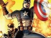 Portada John Cassaday para Captain America: First Vengeance