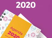Agenda Planificador literario 2020 (Cupones Contenido descargable GRATIS)
