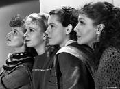 cuatro hermanitas Mujercitas Insolación Patti Smith