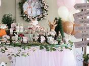 Ideas bosque encantado para fiesta cumpleaños
