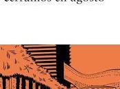 "CERRAMOS AGOSTO"" Eduard Palomares"