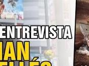 "Entrevista Jonathan Bellés, director documental ""Los albores Kaiju Eiga""."