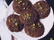 Cookies chocolate pistachos