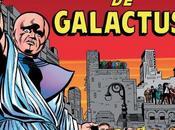 Fantásticos: llegada Galactus!-El «origen» leyenda Marvel