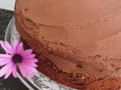 Pastel extra chocolate aove