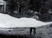 Trajes novia paracaídas