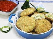 Nuggets calabacín pollo Thermomix