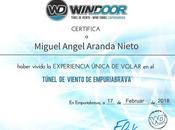 Windoor Túnel viento viajes Viper