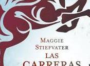 carreras Escorpio, Maggie Stiefvater